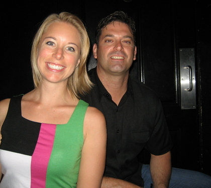 Savannah Supper Club & Lounge Michelle & Patrick