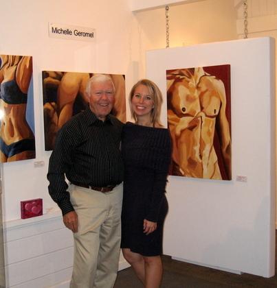 Gallery Surface – April Art Walk