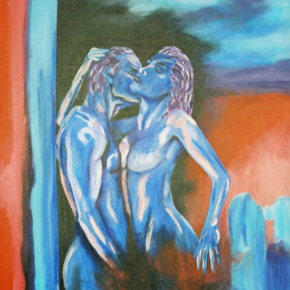 Passion – Original Painting