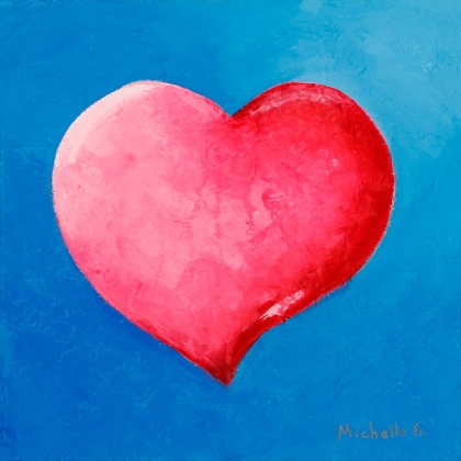 12-19 Infinity Heart